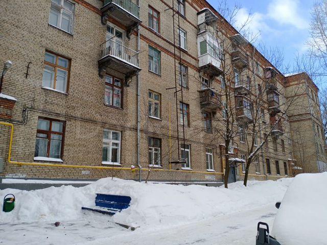 Квартира Комната В 2-Комн. Квартире, 38 М², 1/5 Эт. Москва